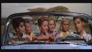 Blue Hawaii - Elvis Presley - Moonlight Swim 1961.avi