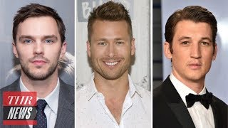'Top Gun 2' Huge Role Shortlist Includes Nicholas Hoult, Glen Powell and Miles Teller | THR News