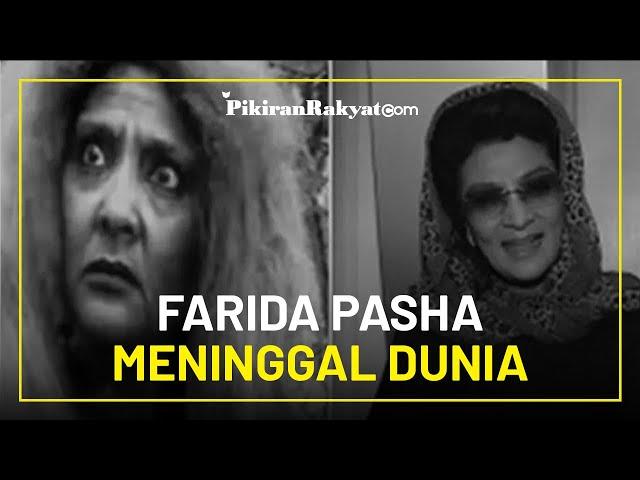Innalillahi Wa Inna Ilaihi Rojiun, Farida Pasha Pemeran Mak Lampir Meninggal Dunia