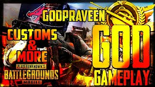PUBG MOBILE LIVE STREAM CUSTOM ROOMS ONLY SUBS GAMES