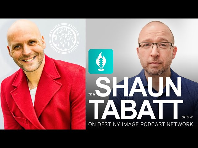 Scott McNamara - Jesus at the Door | Shaun Tabatt Show #296
