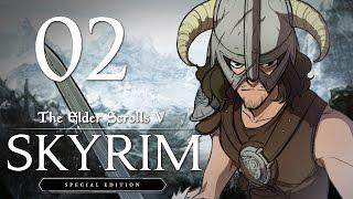 The Elder Scrolls V: Skyrim Special Edition | Part 2: Escape