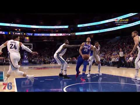 SIXERS WIN! | Highlights vs Grizzlies (3.21.18)