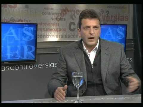 SERGIO MASSA EN TIERRA DEL FUEGO. (02/07/2014) BLOQUE 1