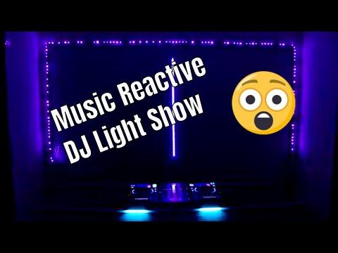 The Smartest Music Reactive LED Controller - ViVi by Matt Kachur