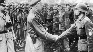 Латышский легион CC.  Латвия во Второй мировой войне.