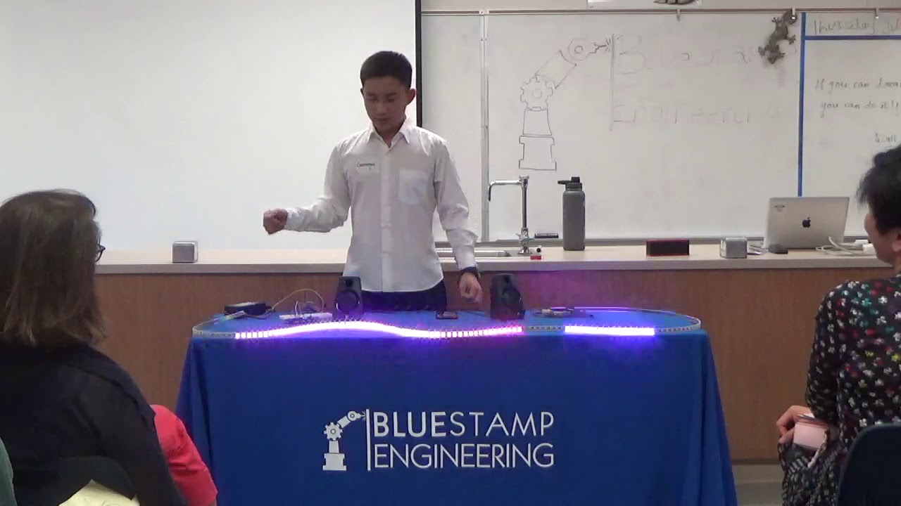 The Audio Visualizer, Music Visualizer, LED Strip, Arduino Project