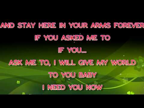 If You Asked Me To (Duet) - Angeline Quinto & Erik Santos