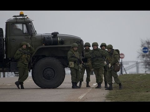 CRIMEA CRISIS - A Repeat of 2008 When RUSSIA INVADED GEORGIA