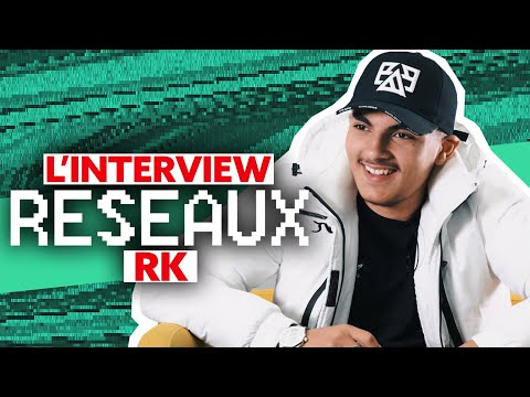 Interview Réseaux RK : Riyad Mahrez tu follow ? Jennifer Lopez ça match ? En Y de JUL tu stream ?