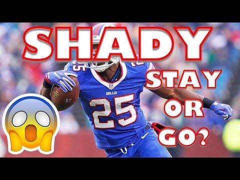 Should the Buffalo Bills Trade LeSean McCoy??