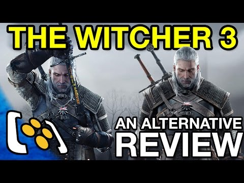 The Witcher 3 Wild Hunt - An Alternative Review. Red Dead Meets Dragon Age? (Xbox One Gameplay)