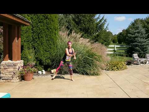 Bouje by J. Perry Zumba Warm Up Routine