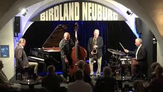 Scott Hamilton  Quartett  - Set 1 aus dem Konzert vom 12.09. aus dem Birdland Neuburg