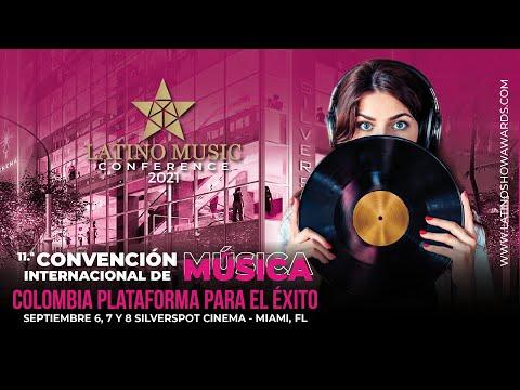 LATINO MUSIC CONFERENCE 2021