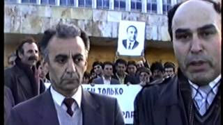 Heyder Eliyev yaş senzi - Aprel 1992