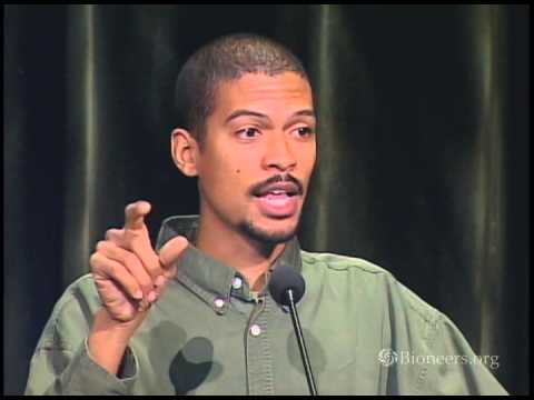 Omar Freilla - Greening the Inner City: Jobs, Health, Justice and the Environment | Bioneers