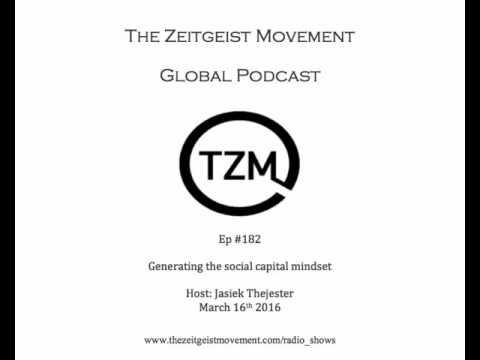 TZM global radio: Ep 182 Generating the social capital mindset