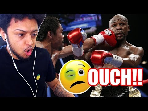 MANNY PACQUIAO'S ANGRIEST MOMENTS REACTION