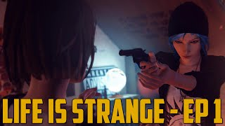 """WTF IS THIS GAME!?"" (Life is Strange - FULL Ep. 1 - Chrysalis)"