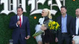 Gwen Stefani Announcing Her Las Vegas Residency, April 13, 2018