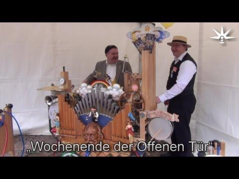 Leierkasten. 12.  Mai 2013, Festspielhaus Baden-Baden, Wochenende der Offenen Tür