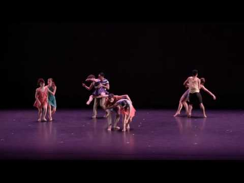 Memory Suite, University of Arizona School of Dance, 2015; Choreography by Lindsay Hawkins