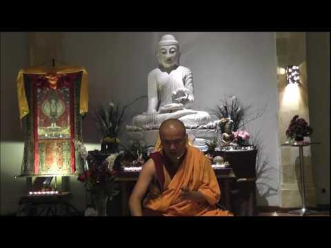 31.05.2016 - Bodhicitta Retreat - Day 3 -  Session 1- Kintamani,Bali