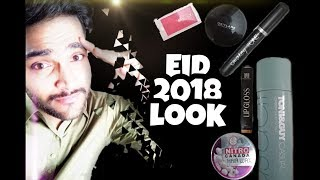 Eid 2018 Makeup Look for Boys (Get Ready in just 5 Minutes)