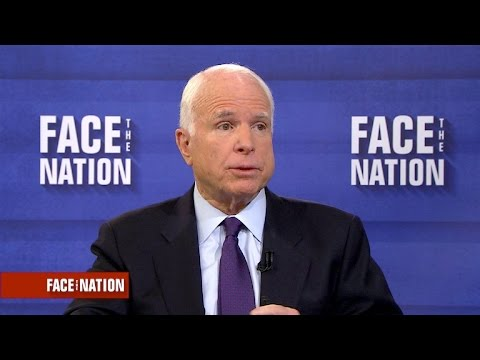 """Bannon's National Security Council spot is """"radical departure"""" from history, McCain says"""