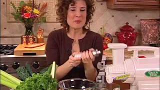 Jennifer Cornbleet Excerpt from Raw Food Made Easy DVD
