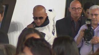 Vin Diesel names daughter after Paul Walker