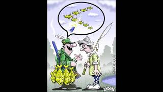 с юмором  о рыбалке    часть 2