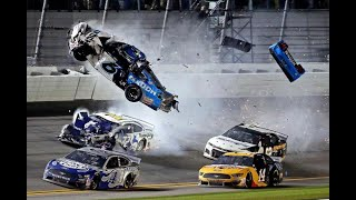 Ryan Newman's Major Crash: Final Lap of the 2020 Daytona 500