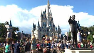Magic Kingdom Live Stream- 8-18-17 - Walt Disney World