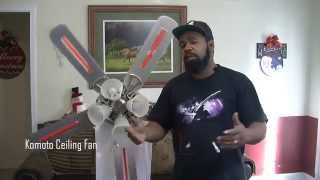 Cheapest way in the world to heat your house - Komoto Fans