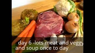 lose weight fast in 1 week /Sacred Heart Diet: Soup /7 Day Diet Plan/lose weight fast in 1 week