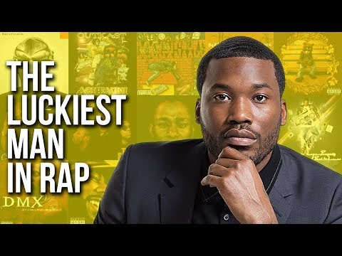 Meek Mill: The Luckiest Man In Rap