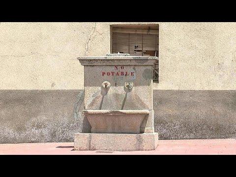 شاهد: عدة قرى إسبانية تكافح من أجل تأمين مياه الشرب  - نشر قبل 18 ساعة