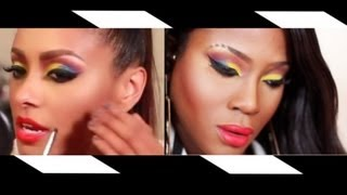 Kat Graham FM inspired Eye Look