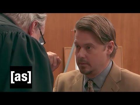 Highlights From Day 2  Tim Heidecker Murder Trial  Adult Swim