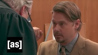 Highlights From Day 2 | Tim Heidecker Murder Trial | Adult Swim