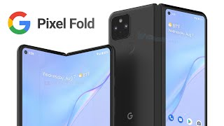 Google Pixel Fold - Introduction!