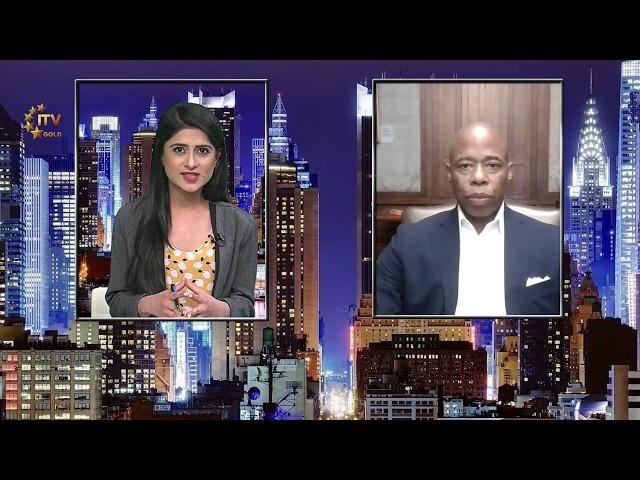 Brooklyn Borough President Eric Adams Addresses COVID-19 Impact, Reopening & BLM - New York City