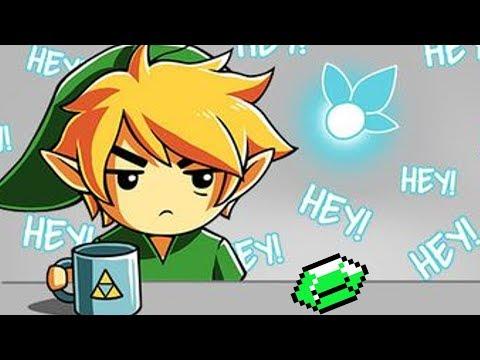 Zelda gets scammed