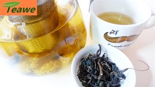 Mulberry leaf tea and Chrysanthemums -- benefit for liver and diabetics