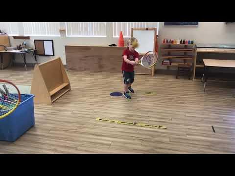 Little Tennis Academy Boise @ Parkcenter Montessori