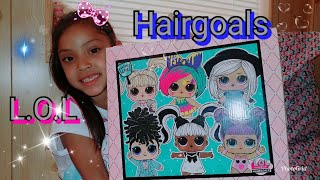 L.O.L. Baby Dolls Toys Open Box