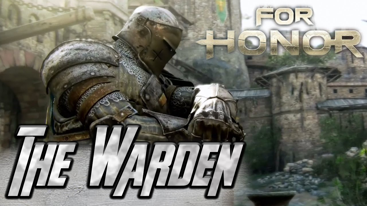 for honor gameplay trailer the warden hero series 3 youtube. Black Bedroom Furniture Sets. Home Design Ideas
