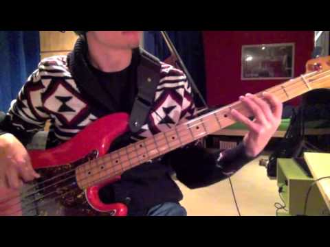 Smokey Robinson & The Miracles - Going To A Go-Go (Bass Cover)